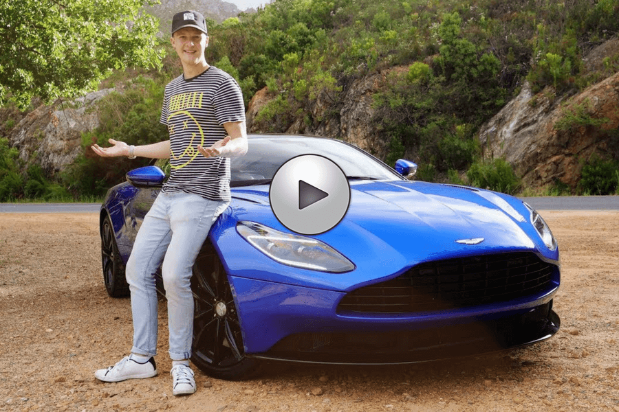 Why Would You Buy A V8 Aston Martin Db11 Instead Of A V12 Magnitude Finance