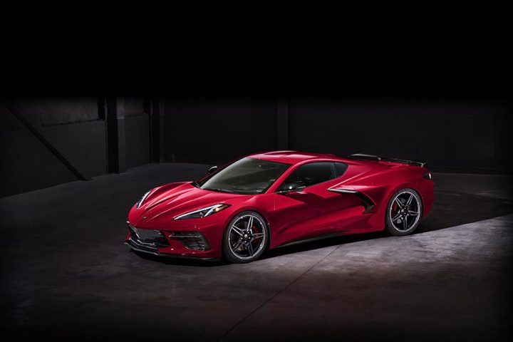 Chevrolet Corvette C8: First Look