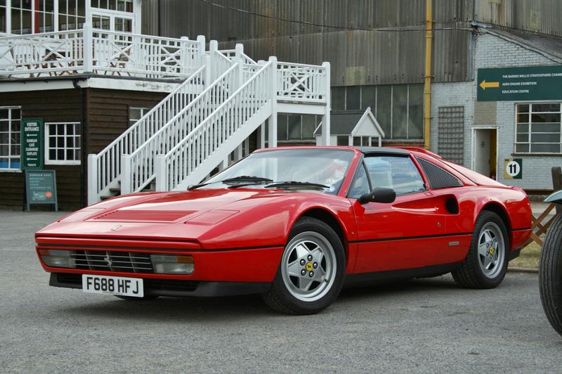 Ferrari 328 GTS finance