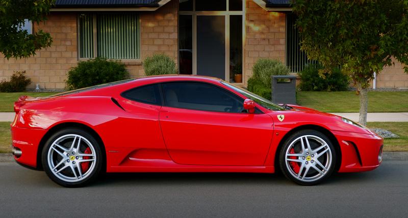 Ferrari 430 finance