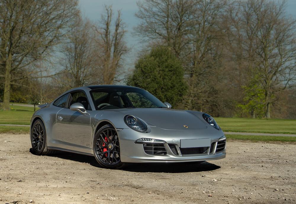 Representative example - Porsche 911 Carrera GTS