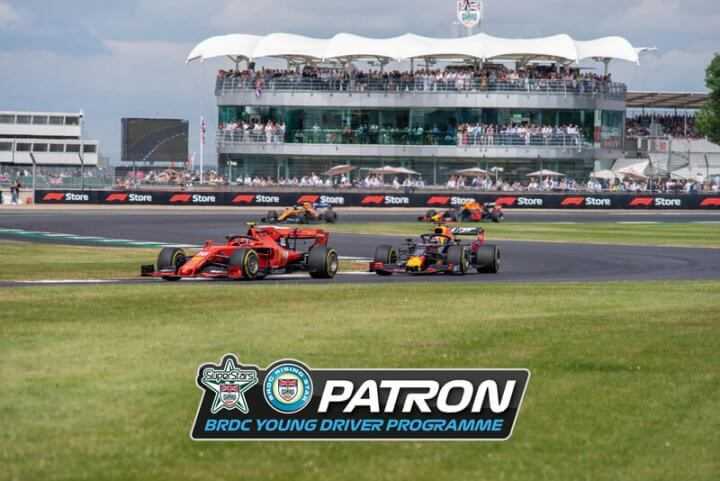 Magnitude Finance becomes patron of the BRDC Young Driver Program
