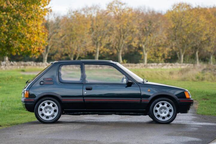 Peugeot 205 1.9 GTI: the ultimate hot hatch?
