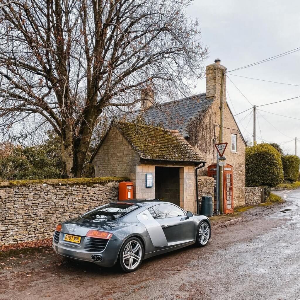 Audi R8 financw