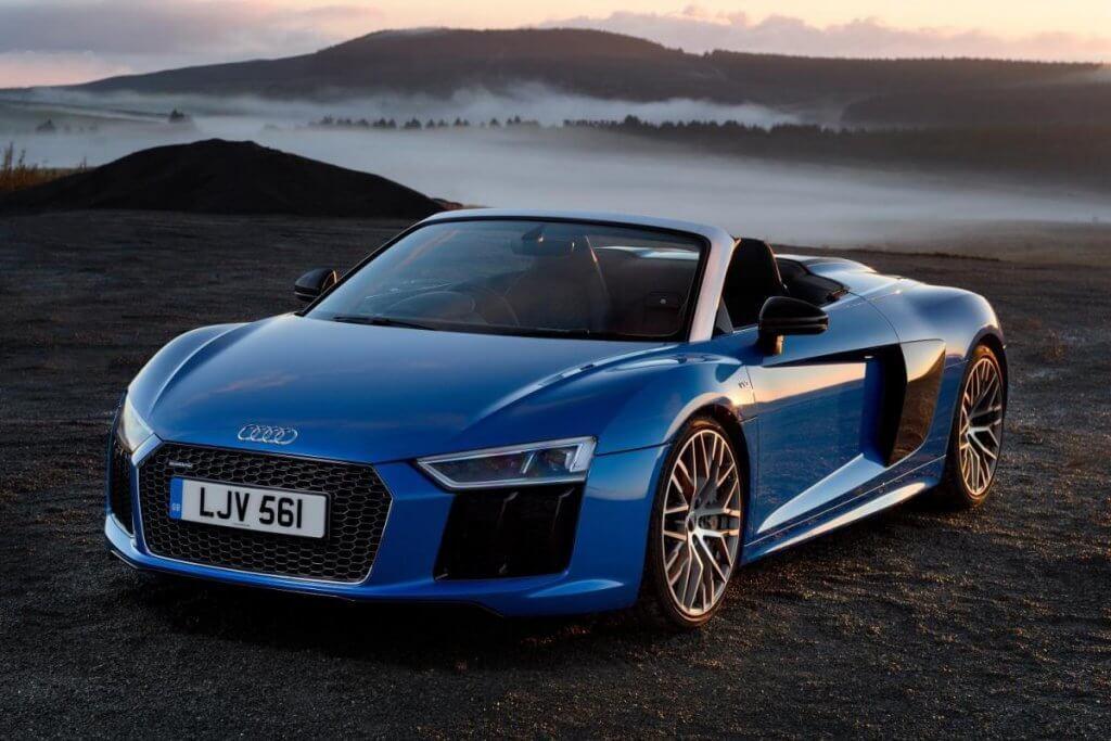 Audi R8, supercars