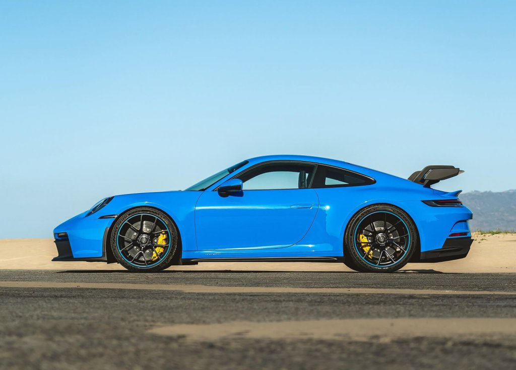 Porsche 911 992 GT3-Touring