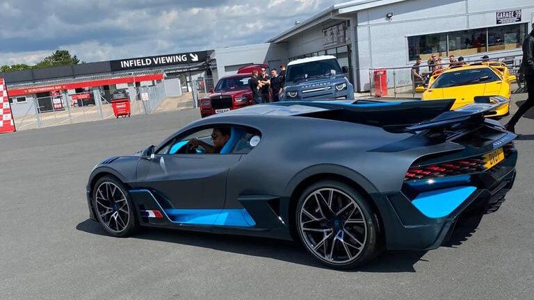 Bugatti Divo Magnitude Finance